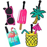 Viaggio bagagli Tag, Comius PVC Valigia bagagli Bag Tag, ID viaggio borsa Tag, Airlines bagagli etichette, Viaggio Holiday Deposito bagagli Tag (Fashion)