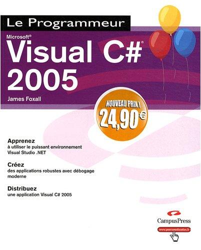 Visual C# 2005 Nouveaux Prix