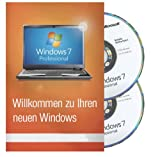 Windows 7 Professional inkl SP1 32 / 64 Bit MAR Refurbished (Zertifiziert und General�berholt) Bild