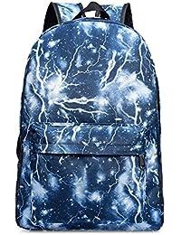 Bolsas de mochila, Gim Fashion Galaxy Sky impresión schoolbags College mochila/mochila escolar para niños y niñas Teen.