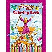 Beginner's Bible Coloring Book (The Beginner's Bible)