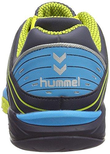 hummel HUMMEL OMNICOURT Z6 Unisex-Erwachsene Hallenschuhe Grau (Graphite 2786)