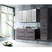 Badezimmermöbel doppelwaschbecken  Suchergebnis auf Amazon.de für: badmoebel 120 cm