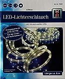 HI 75029 Lichterschlauch Lichtschlauch 6m warmweiss mit 144LEDs für aussen und innen