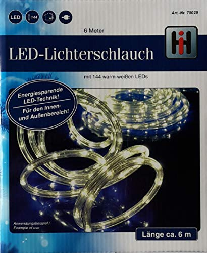 LED-Lichtschlauch LEDs in