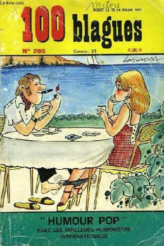 100 blagues, n° 205, juillet 1979