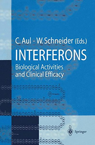 Interferons: Biological Activities and Clinical Efficacy