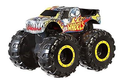 Mattel Hot Wheels CFY42 - Monster Jam Creature Crushers 1:64, sortiert von Mattel Hot Wheels