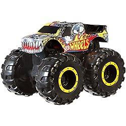 MATTEL Hot Wheels CFY42–Monster Jam Creature crushers, coches de juguete 1:64, surtidos