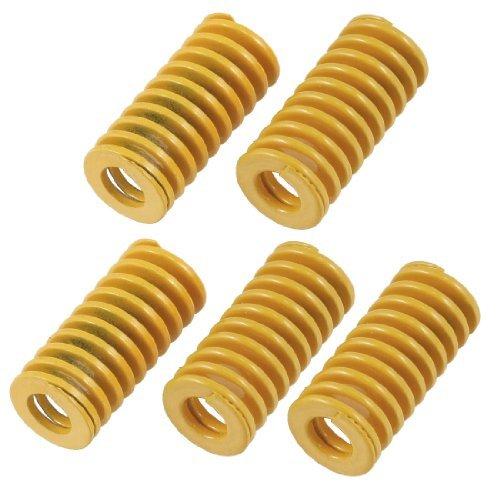 Sourcingmap Lot de 516mm x 8mm x 35mm en métal en spirale de compression Stamping Die printemps