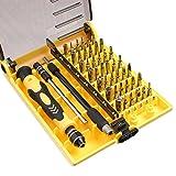 45 in 1 Professionelles Präzision Reparatur Öffnungs Werkzeug Set JK