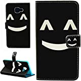 PQ-MALL Coque Samsung Galaxy A5 2016, Samsung A5 2016 Etui Housse de protection Pour Samsung Galaxy A5 2016 + stylet inclus X1 A089