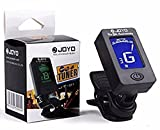 #6: Digital LCD Display Automatic Clip-On Chromatic Guitar Bass, Violin, Ukulele Tuner