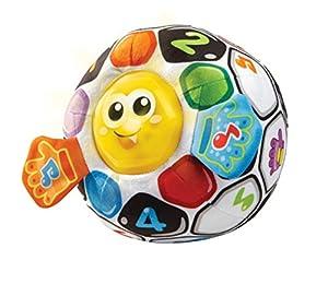 VTech Zozo, Mon Ballon rigolo Niño/niña - Juegos educativos (Mon Ballon rigolo, AAA, 6 Mes(es), 180 mm, 170 mm, 170 mm, 295 g)