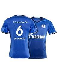 adidas Kinder Fc Schalke 04 Heim Trikot