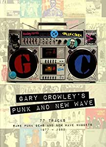 Gary Crowley's Punk and New Wave (3 CD)