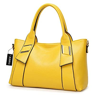 Tibes mode sac de messager synthetique sac a main en cuir pour femme