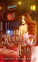 Keeper Under Fire (Graveyard Guardians Book 3) (English Edition)