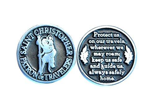 1-1-4-st-saint-christopher-pewter-pocket-token-keepsake-medal