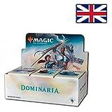 Magic the Gathering, MTG-DOM-BD-EN, espositore per gioco Dominaria, multicolore