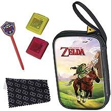 Full Pack BigBen Zelda (versch. Motive) new 3DS, new 3DS XLTasche [Importación alemana]