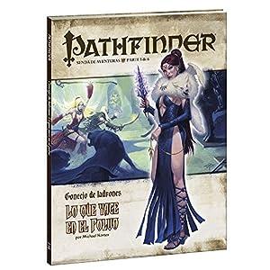 Concejo De Ladrones 3. Lo Que Yace En El Polvo (Pathfinder)