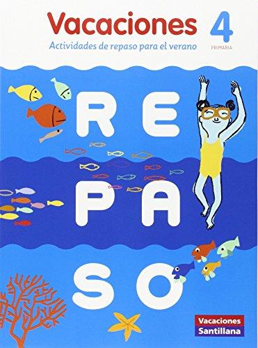 Vacaciones de Repaso 4Prim cast - 9788468030036