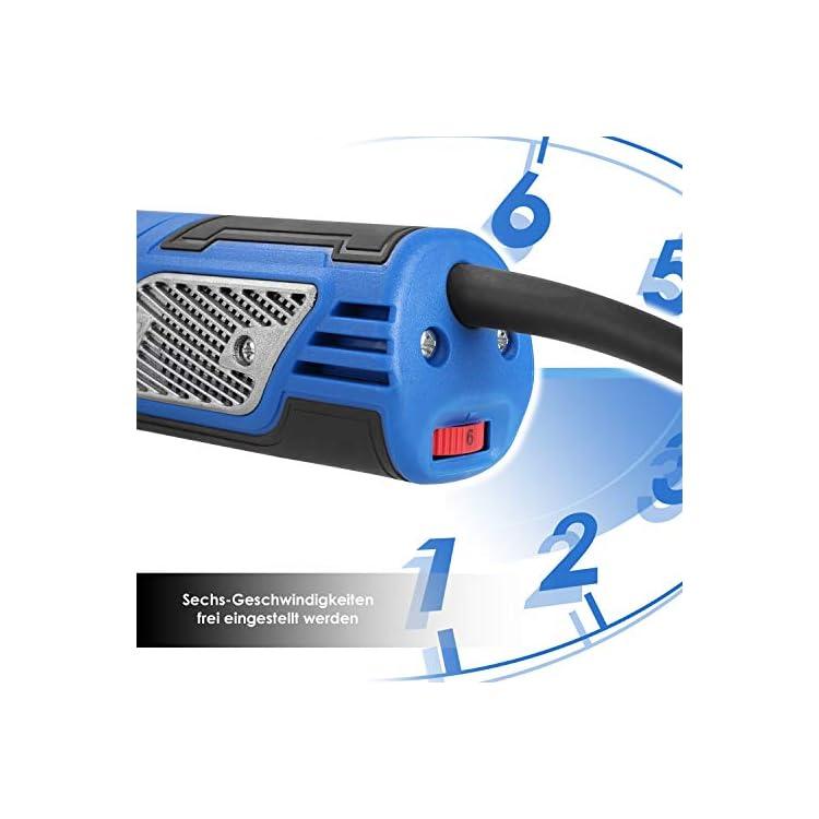Fixkit Poliermaschine Drehzahleinstellung