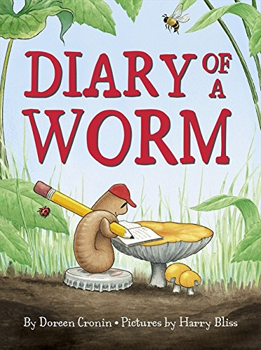 Diary of a Worm por Doreen Cronin