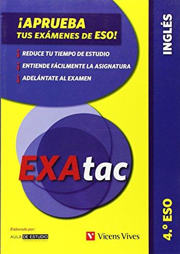 Exatac 4 ESO. Inglés (Exatac. Castellano)
