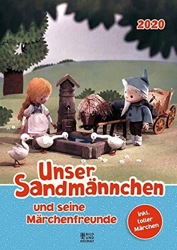 Sandmännchens Märchenfreunde 2020: Kalender (Märchen Kalender)