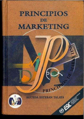 Portada del libro Principios de marketing