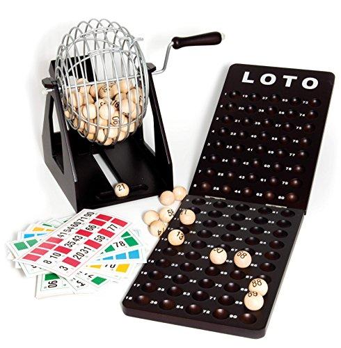 France Cartes - Jeu de carte - Sphere Metal Loto Et Bingo