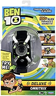 Ben 10 76930 Deluxe Omnitrix Role Play For Boys