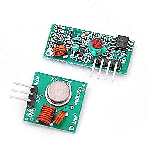 433Mhz RF transmisor kit enlace receptor para Arduino / ARM / control remoto MC U JU