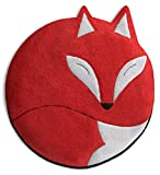 Leschi Warming pillow (for the tummy) | 36905 | Luca the fox | Colour: Fire / Midnight