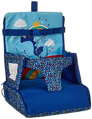 Tuc Tuc Enjoy & Dream - Trona portátil, niños, color azul