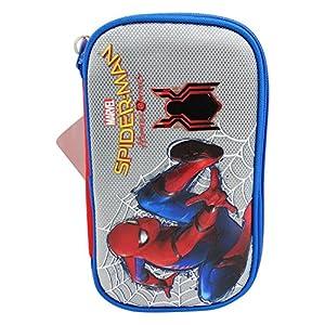 Seven DC Comics Spiderman Home Coming Estuche Escolar Làpices De Colores Para Ninos