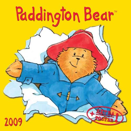 Paddington Bear 2009: Artwork Edition (Paddington Puppen)
