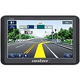 Navegación GPS para Coche 8G Tarjeta SD 256 con Mapa más Reciente Integrado Pantalla táctil Reproductor