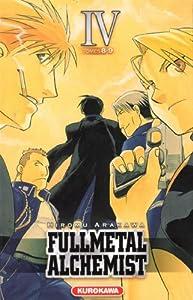 Fullmetal Alchemist Edition reliée Tome IV (8-9)