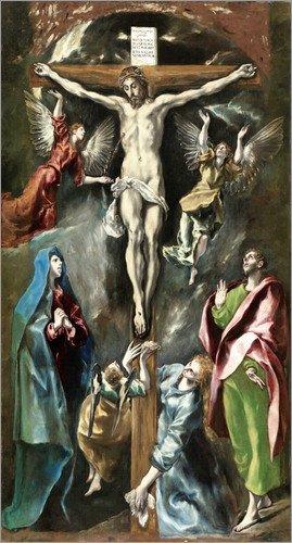 Imagen-Crucifixion-Dominikos-Theotokopoulos-El-Greco