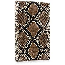 Rattlesnake Skin Pattern Apple iPad Pro 9.7 Snap-On Hard Plastic Protective Shell Case Cover Carcasa