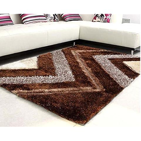 Jack Mall- De gama alta modelo multi-estructura de estilo europeo moderno Jane Europa sofá de la sala de estar del estudio del dormitorio alfombra alfombra de la tabla de café ( Color : #2 )