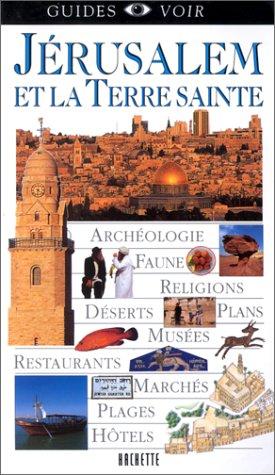 Jérusalem et la Terre sainte 2001