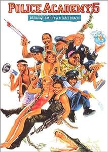 Police Academy 5, Débarquement à Miami Beach