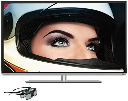 Toshiba 48L5441DG 121 cm (48 Zoll) Fernseher (Full HD, Triple Tuner, 3D, Smart TV)