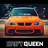 wonder4life Stickers pour Voiture Drift Queen
