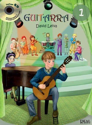 Primeros Pasos: Guitarra - Vol.1