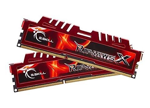 Nvidia Gtx 750 Ti - G.Skill RIPJAWS X 8GB (2x4GB) DDR3 PC